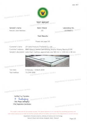 มอก. Mattress test report (English ver.)-2
