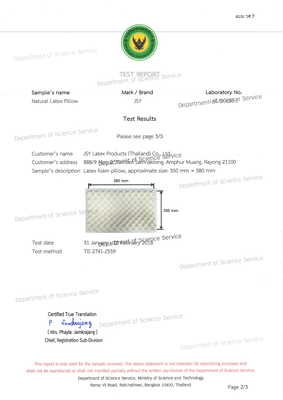 มอก. Pillow test report (English ver.)-2